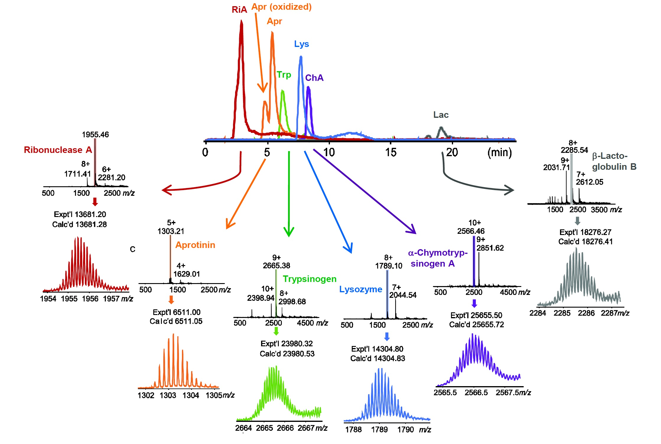 HIC-MS for Top Down Proteomics